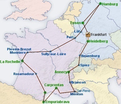Final Route Map